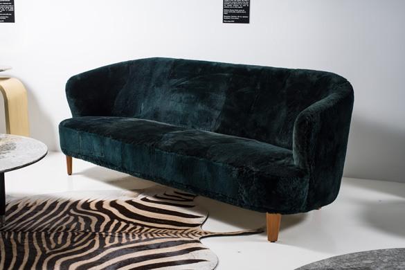 Berlin sofa by Carl Malmsten